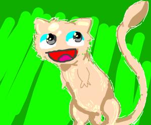Meme-faced Mew! (pokemon)