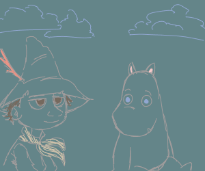 Wizard and Hippo