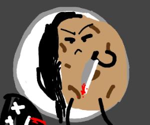 Potato kills guy