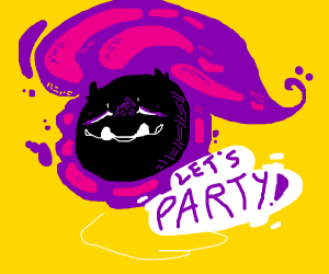 Fabulous Ghastly ready to party
