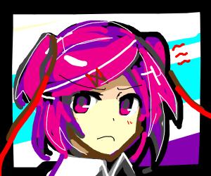 Tsundere Natsuki (DDLC)