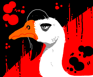 Emo Goose
