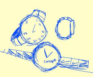 Watch Concept Art