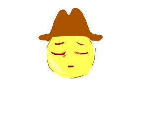Cowboy emoji
