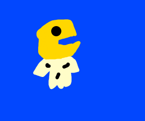 Pacman Miku