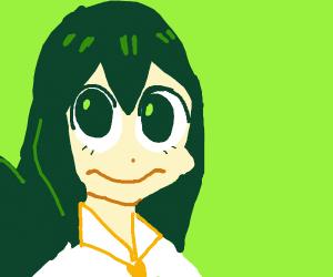 Tsuyu Asui Drawception