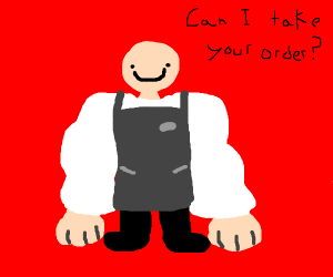 Powerful Waiter