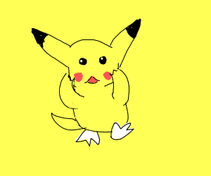 psyduck and pikachu merge