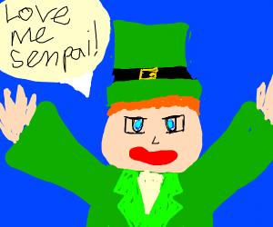 Leprechaun is Japanese