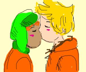 Kyle x Kenny (South Park)