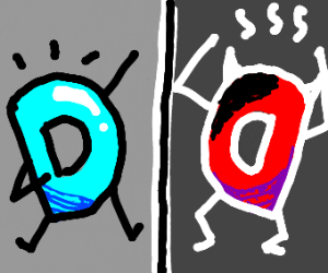 Good Drawception and Evil Drawception
