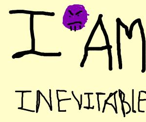 Ironman: I AM INEVATABLE