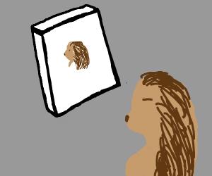 Porcupine Painting