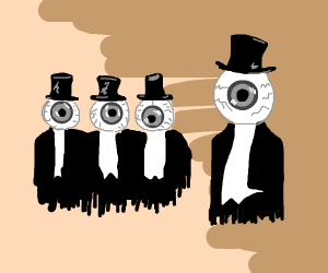 The residents (band) - Drawception