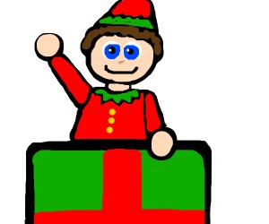 Elf in the Box