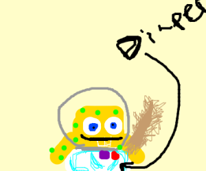 spongebob sandy baby