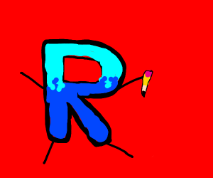 Drawception R