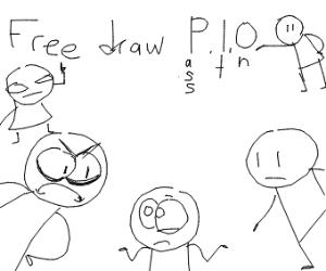 Thanos (Free draw pio)
