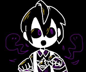 cute ghost pokemon boi