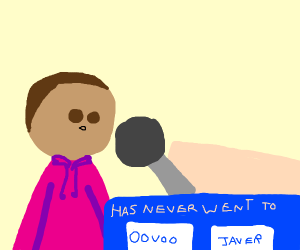 i have never been to oovoo javer