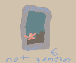 not a gameboy