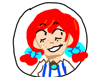 Wendy's mascot