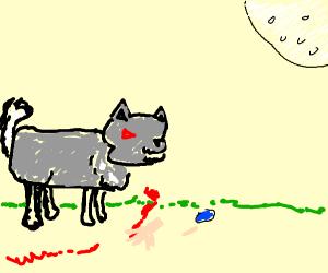 Psycho Killer Wolf