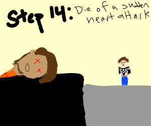 Step 13: Put the defibrillator back