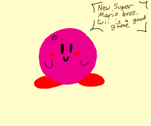 kirby saying the n word