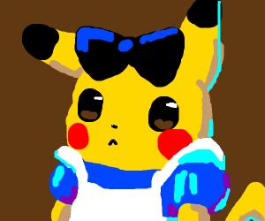 Pokemon X Alice In Wonderland