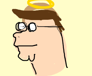 peter griffin is in a better place now.