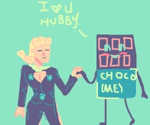 giorno is choco(me)'s husband