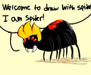 Jazza spider