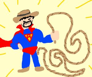 Amazing Strange Rope Hero