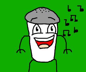 Salt Musician
