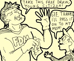 Free draw! P.I.O! :)