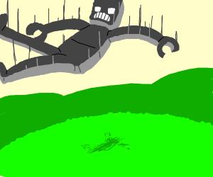Robot Falling