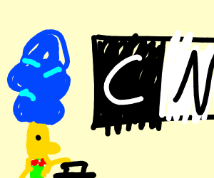 marge simpson transfers to cartoon network
