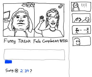 TikTork(TM) Compilation number infinity