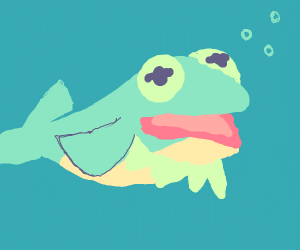 Kermit Whale