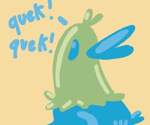 duck chirping