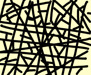 Mess of Black lines
