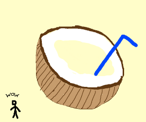 Colossal Coconut