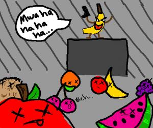 Fruit Genocide