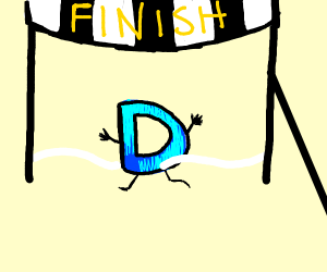 Drawception D Wins the race! :D