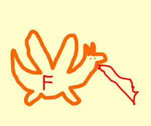 F dragon
