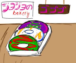 Jojo donuts