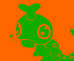 Free draw- orange + 1 other color only!