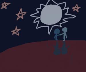 A Midnight Sun