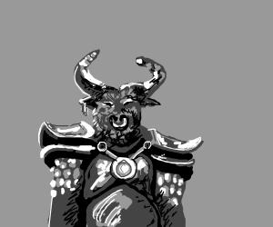 Minotaur Priest